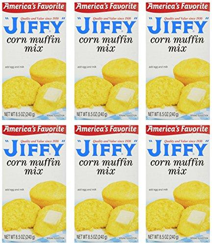 Jiffy Corn Muffin Mix - 6 ct Review