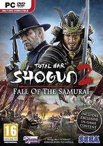 Total War Shogun 2 : Fall Of The Samurai (Exclusive in-game content) (PC DVD)