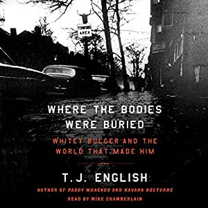 Where the Bodies Were Buried Audiobook