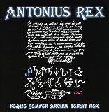 Neque Semper Arcum Tendit Rex by Antonius Rex (2013-08-02)