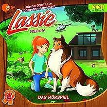 Lassie (Lassie 4-6) Hörspiel von Irene Timm Gesprochen von: Almut Zydra, Jodie Banks, Sebastian Fitzner, Gundi Eberhardt, Jens Uwe Bogadtke, Margot Rothweiler