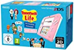 Console Nintendo 2DS - rose & blanc +...