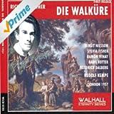 Richard Wagner : Die Walküre (London 1957)