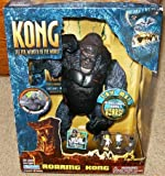 King Kong 8th Wonder of the World Electronic Roaring Action Figure