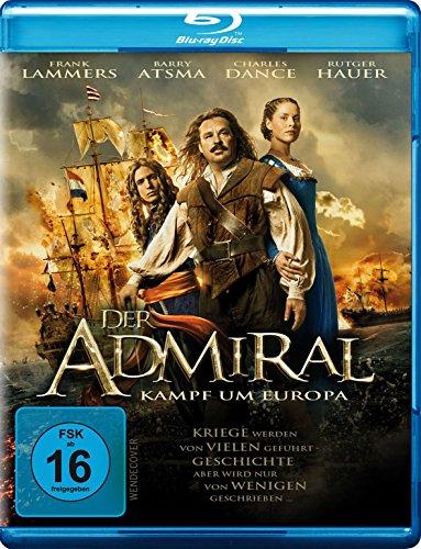 Der Admiral - Kampf um Europa (Blu-ray)