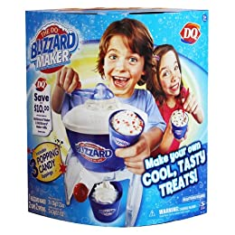 Product Image Dairy Queen Blizzard Maker