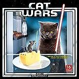 img - for Cat Wars 2017 Wall Calendar book / textbook / text book