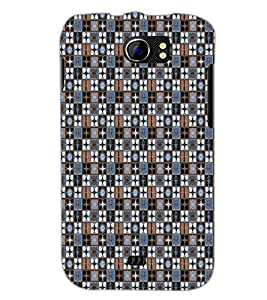 PrintDhaba Pattern D-5339 Back Case Cover for MICROMAX A110Q CANVAS 2 PLUS (Multi-Coloured)