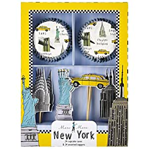 Meri Meri New York Cupcake Kit