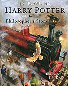 Harry potter philosophers stone book amazon