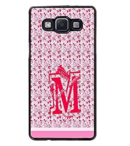 PrintDhaba SAMA5bet M D-1398 Back Case Cover for SAMSUNG GALAXY A5 (Multi-Coloured)
