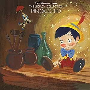 Pinocchio : Various : Musique