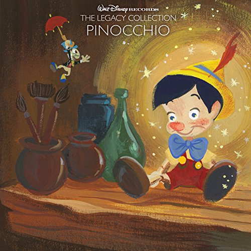 Th Legacy Collection - Pinocchio: The Walt Disney Records Legacy Collection (2CD) (2PC)