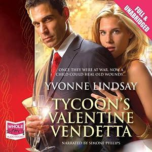 Tycoon's Valentine Vendetta Audiobook