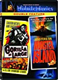 Gorilla at Large & Mystery on Monster Island [DVD] [Region 1] [US Import] [NTSC]