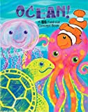img - for Ocean! A Big Fold-Out Flap Book book / textbook / text book