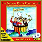 2 CDs: The Nursery Rhyme Collection 2 - 33 musicians create another Nursery Rhymes Masterpiece (2 CD's)