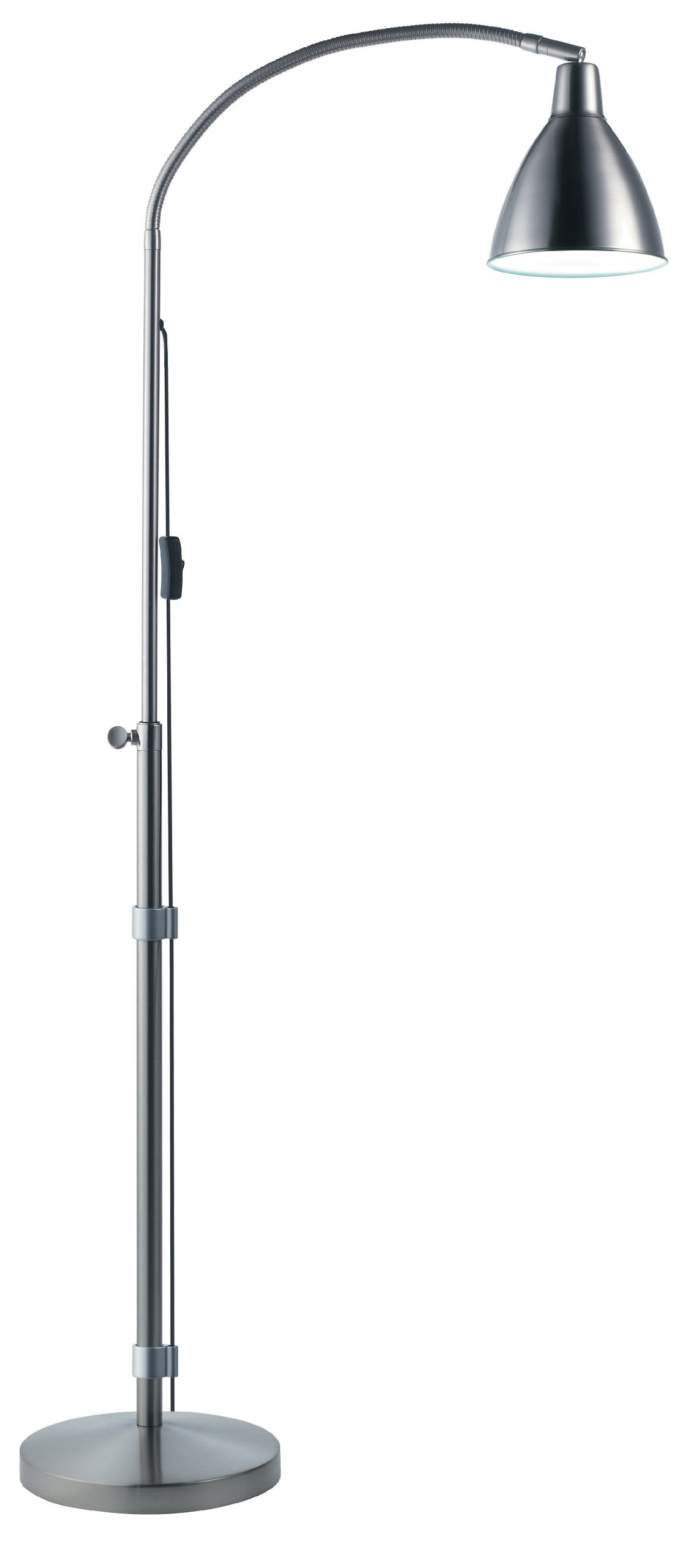 Daylight flexi vision floor lamp silver for Daylight flexi vision floor lamp silver u31067