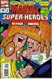 img - for Marvel Super Heroes #14 Summer Special : Featuring Speedball, Iron Man, and Dr. Strange book / textbook / text book