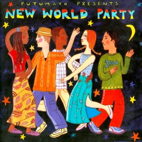 Putumayo Presents - New World Party (1999)[flac]