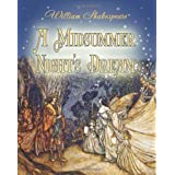 A Midsummer Night's Dream (Illustrated)par William Shakespeare