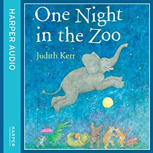 One Night in the Zoo Audiobook