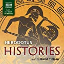 Histories Audiobook by  Herodotus Narrated by David Timson