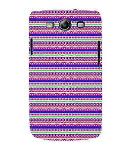 Pink Purple Trees 3D Hard Polycarbonate Designer Back Case Cover for Samsung Galaxy S3 Neo :: Samsung Galaxy S3 Neo i9300i