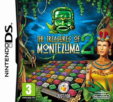 Treasures of Montezuma 2 (Nintendo DS)