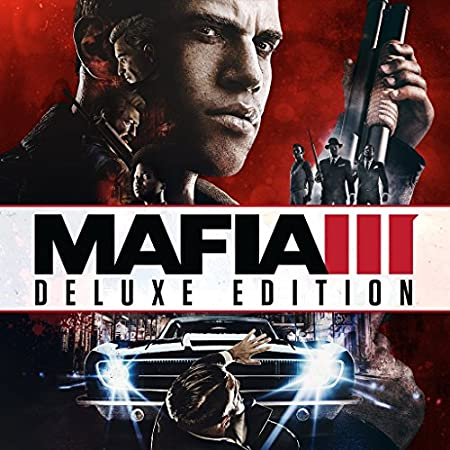 Mafia III Deluxe Edition - Pre-Load - PS4 [Digital Code]