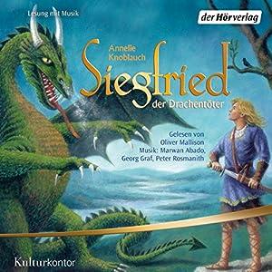 Siegfried, der Drachentöter Hörbuch