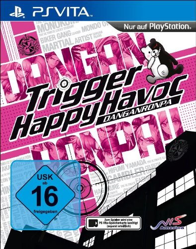 product photo for Danganronpa: Trigger Happy Havoc