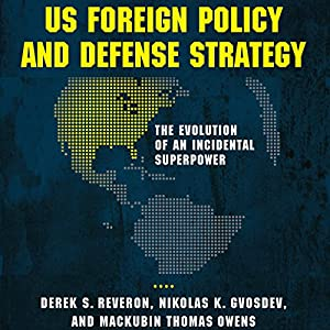 US Foreign Policy and Defense Strategy Audiobook