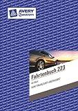 Avery Zweckform 223-3 Fahrtenbuch, DIN A5, steuerlicher km-Nachweis, 40 Blatt/im 3er Pack, weiß