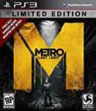 Metro Last Light Limited Edition PS3 US