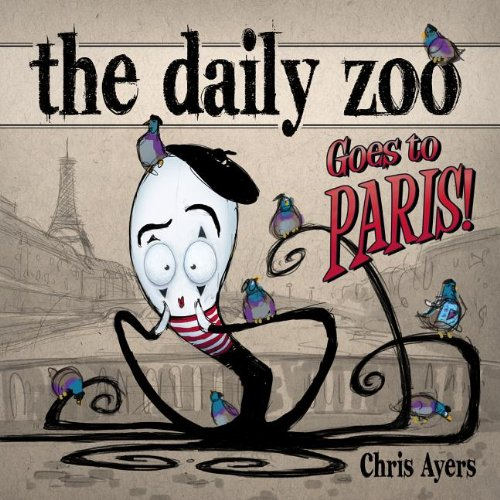 The Daily Zoo Goes to Paris