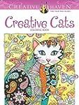 Creative Haven Creative Cats Coloring...