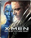 X-MEN:ファースト・ジェネレーション+フューチャー&パスト ブルーレイ版スチールブック仕様(2,000セット数量限定生産) [Blu-ray]