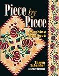 Piece by Piece Machine Applique
