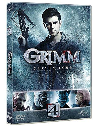 Grimm: Stagione 4 (6 DVD)