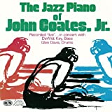 John Coates Jr - The Jazz Piano Of John Coates.Jr. [Japan LTD Mini LP CD] MZCS-1284