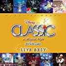 DISNEY ON CLASSIC -MAHO NO YORU NO ONGAKKAI 10TH ANNIVERSARY LIVE BEST