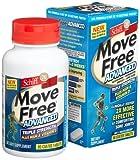 Schiff Move Free Advanced , Triple Strength Plus MSM & Vitam