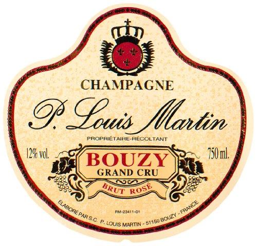 Nv Paul Louis Martin Blend - White Champagne 750 Ml