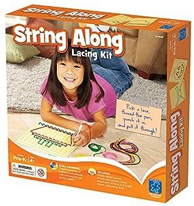 Educational Insights String-Along Lacing Kit