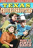 Range Busters: Texas Troubleshooters (1942) / West Of Pinto Basin (1942)