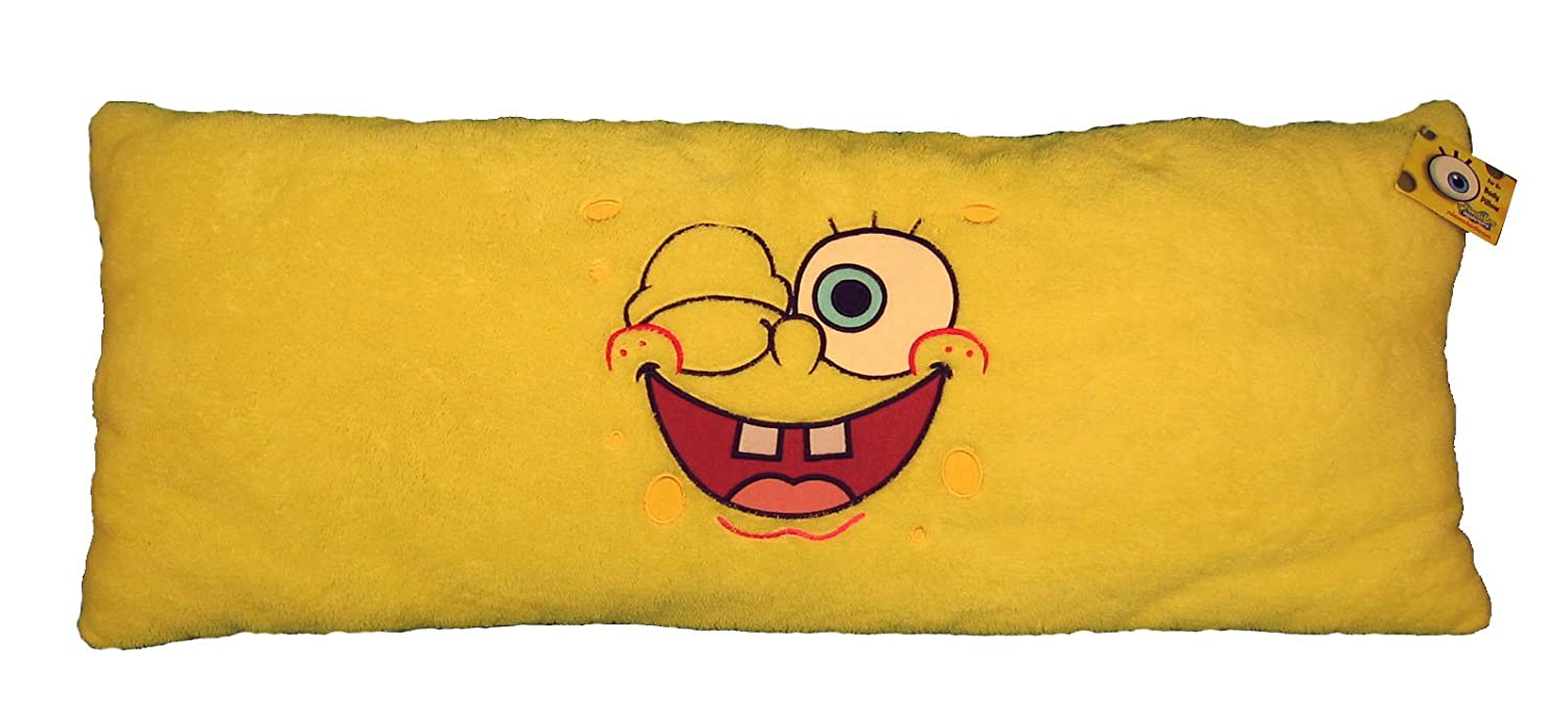 Spongebob Squarepants Throw And Pillow Set : SpongeBob Blankets and Pillows - Totally Kids, Totally Bedrooms - Kids Bedroom Ideas