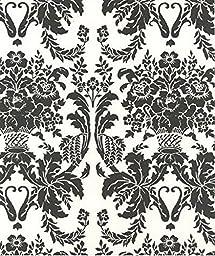 EGP Onyx Damask Tissue Paper 20 x 30