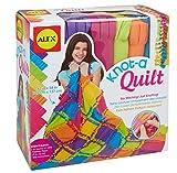 ALEX Toys Craft Knot A Quilt Kit