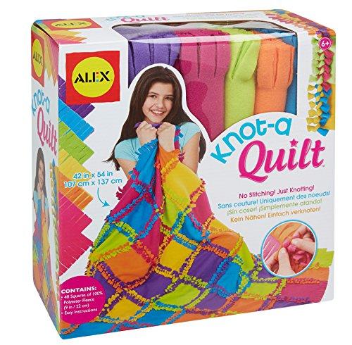 ALEX Toys Craft Knot A Quilt Kit JungleDealsBlog.com
